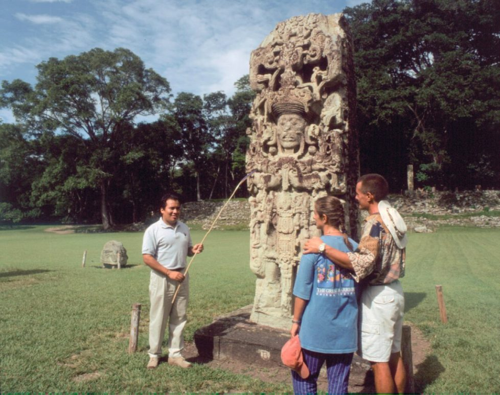 Copan Archaeological Park