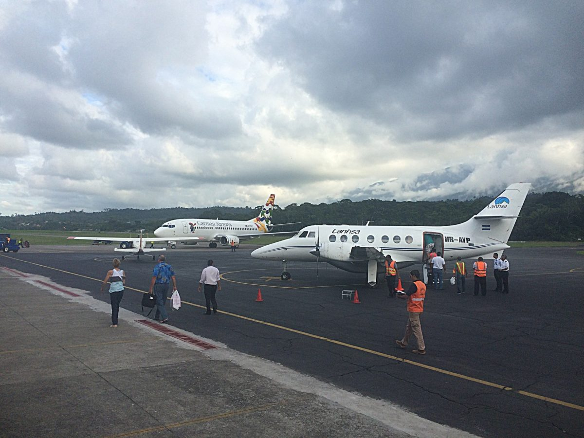 Honduras Airports