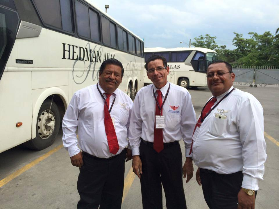 Getting Around Honduras