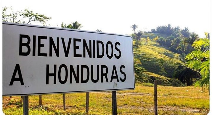 Honduras Border Crossing