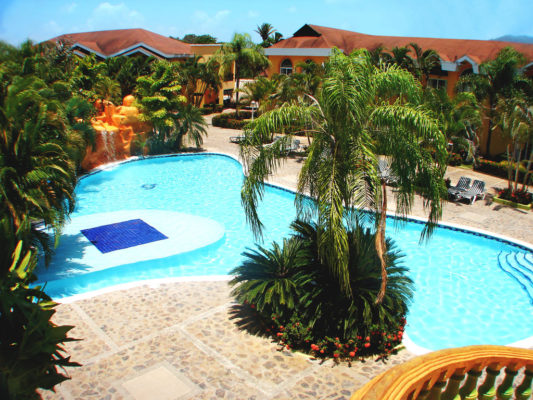 Hotels East of La Ceiba