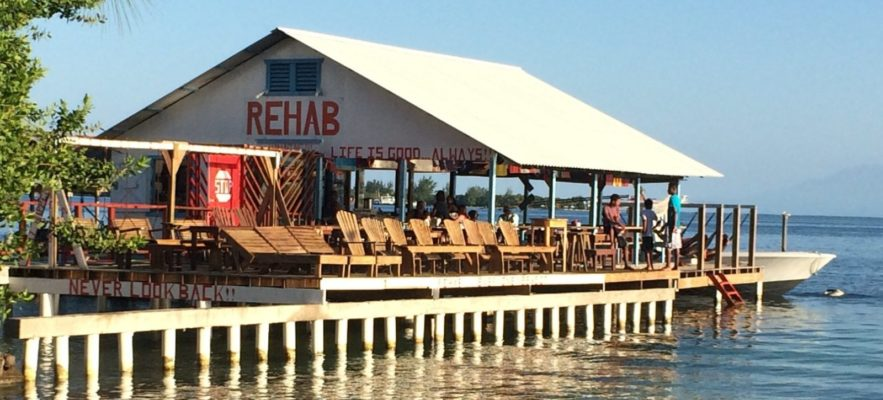 RIP Rehab Bar, Happy Birthday Tranquila Bar