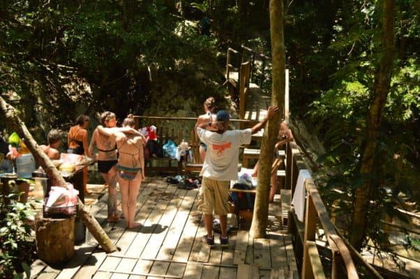 Sambo Creek Hot Springs