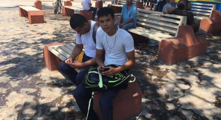 Internet access in Honduras