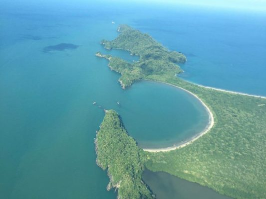 Two Jewels in Punta Sal National Park