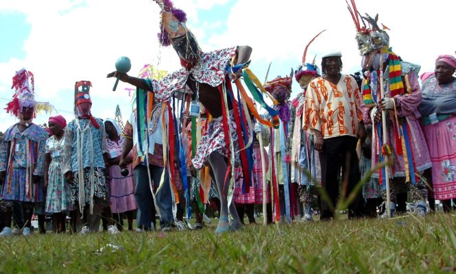Great Garifuna Party in Sambo Creek!
