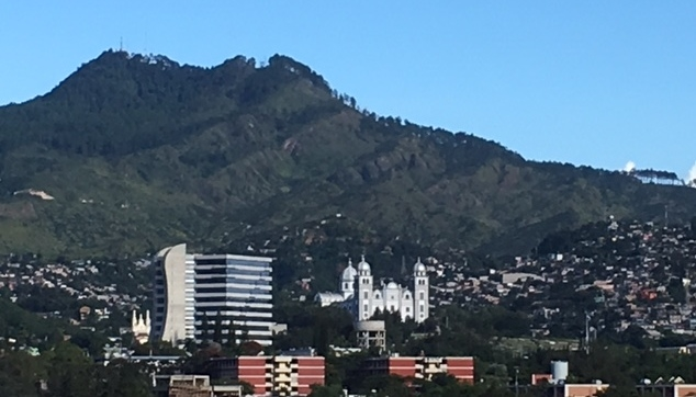 Happy Birthday Tegucigalpa!