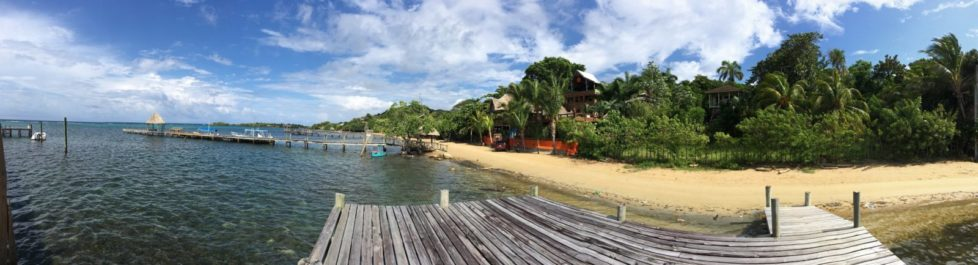 Sandy Bay, Boutique Hotel Corner in Roatan