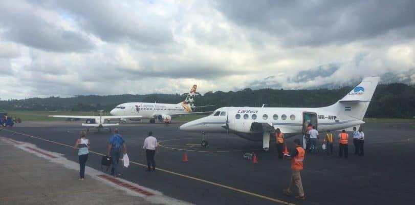 Airlines in Honduras
