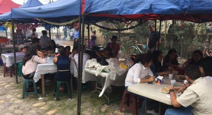 Copan Ruinas Street Food