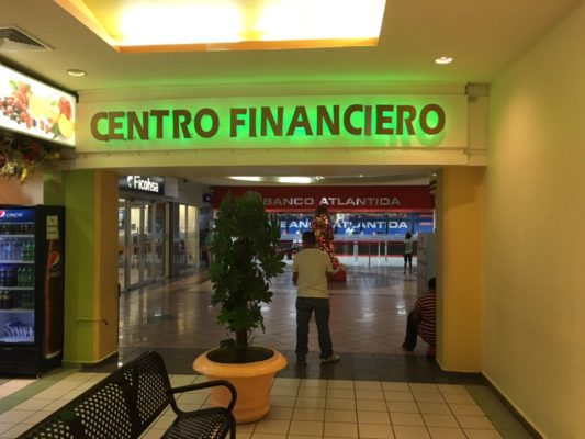 ATM Machines in La Ceiba