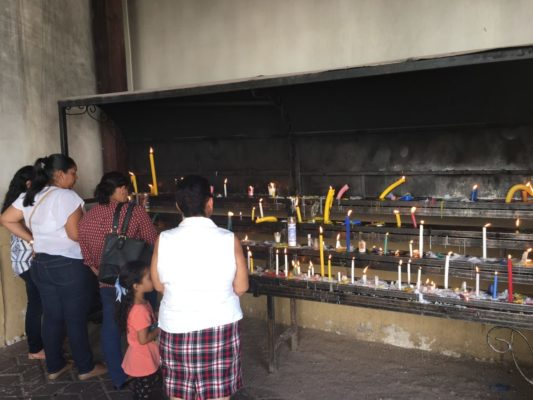 A Visit to the Shrine of Our Lady of Suyapa