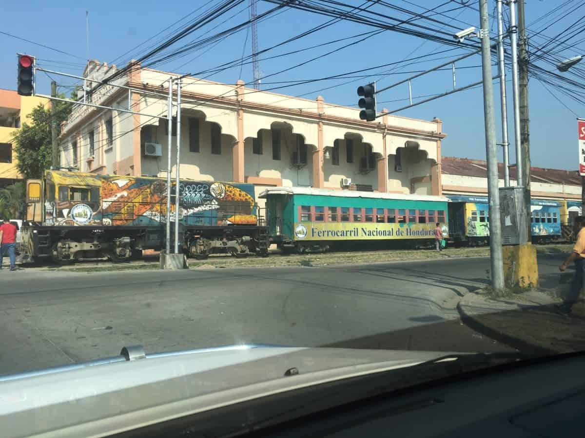 Nacional: Ferrocarril Nacional De Honduras