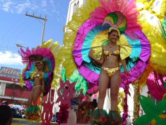 Is the La Ceiba Carnival the Honduran Mardi Gras?