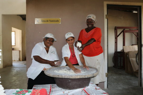 Cassava, AKA Casabe, is a Garifuna Delicacy