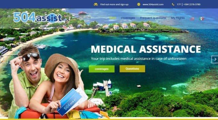 Free 504 Assist Insurance in Honduras