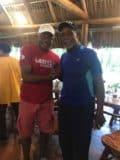 Danny Glover visits Honduras