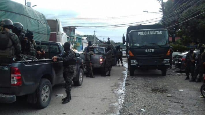 Honduras Post Electoral Protests Update