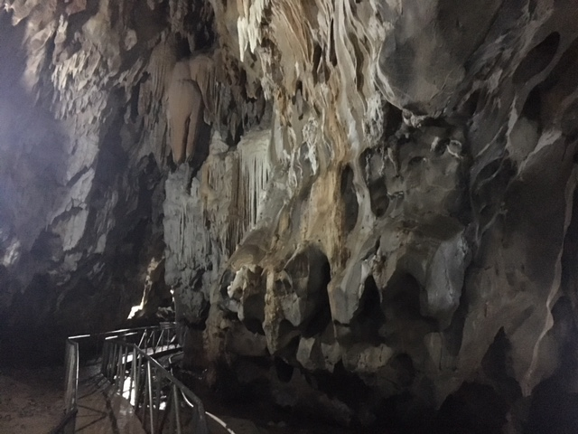 The Talgua Caves