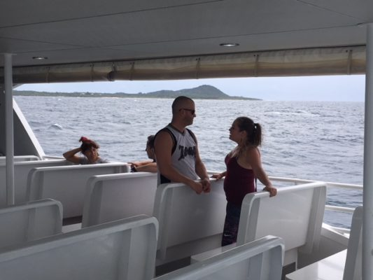 Travel Between Roatan and Utila