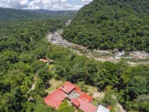 paradise in Honduras