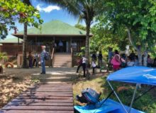 Overnight at the Cuero y Salado Wildlife Refuge