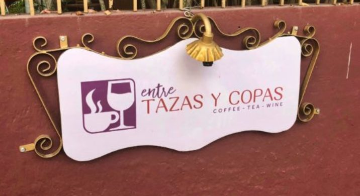 wine bar in la ceiba