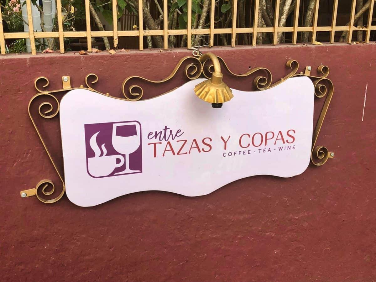 wine bar in la ceiba