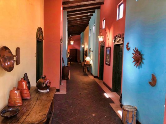 Hotel Portal del Angel is The Best Boutique Hotel in Tegucigalpa