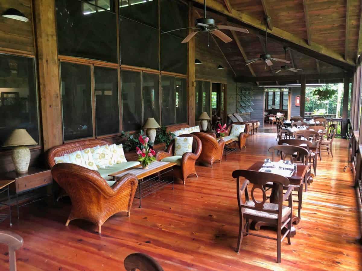 Lodge at Pico Bonito Closing