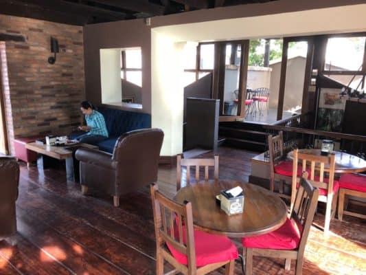 Coffee Shops in Copan Ruinas