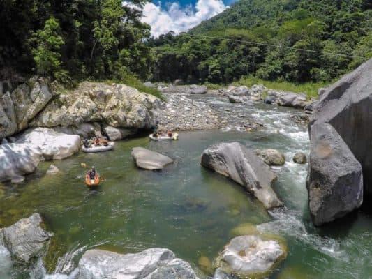 Rediscovering the Cuenca del Rio Cangrejal