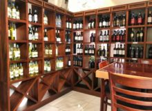 wine bar in Copan Ruinas