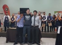 Honduras National Barista Contest