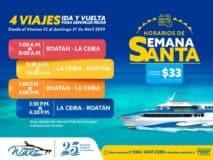 Easter Week 2019 in Honduras