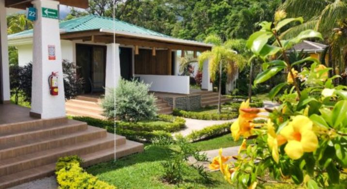 Hotel Paraiso in Omoa