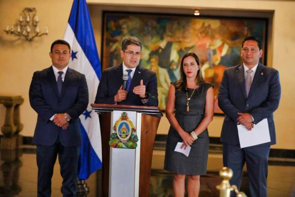 Honduras has a New Minister of Tourism!