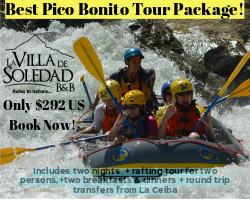Best Pico Bonito Tour Package