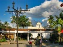 Copan Ruinas is a World Heritage site in Honduras