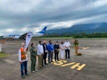 Air Europa resumes service to Honduras
